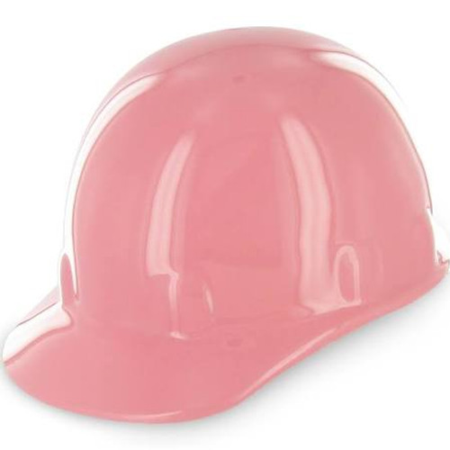 Fibre Metal E2RW70A000 Pink Hard Hat Cap Style with Ratchet Suspension