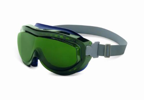 Uvex S3435X Flex Seal Green Anti-Fog Goggles
