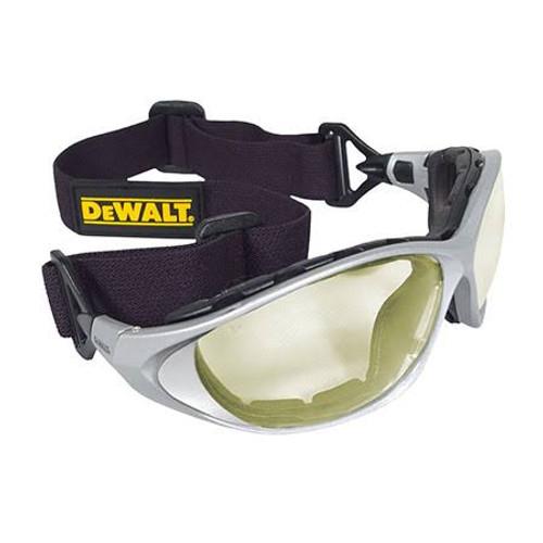 DeWalt DPG95-LIRAF Framework Safety Glass Whit Low IR Anti-Fog