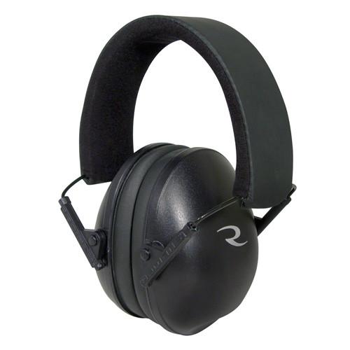 Radians LS0100CS Lowset™ 21 Earmuff  Black Earcups