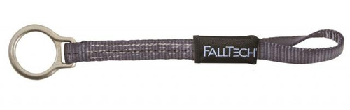 FallTech 8366L D-Ring Extender with Choking Loop and D-Ring 18""