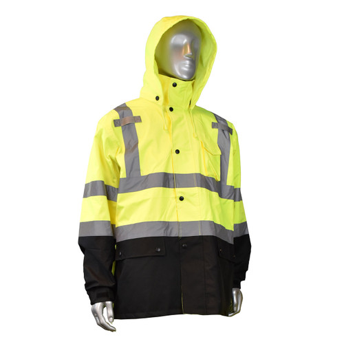 Radians RW30-3Z1Y General Purpose Rain Jacket