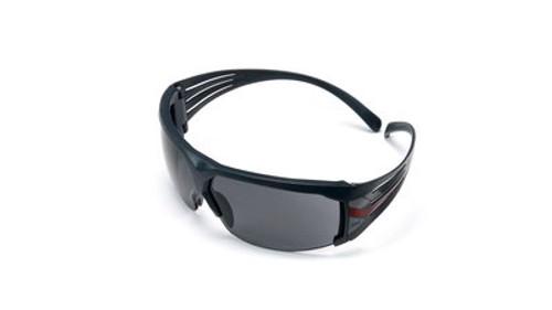 3M SF602SGAF Protective Eyewear Gray Scotchgard with AF Lens