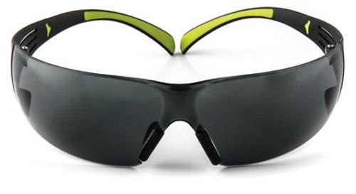 3M SF402AF Securefit Protective Eyewear Gray Anti-Fog Lens