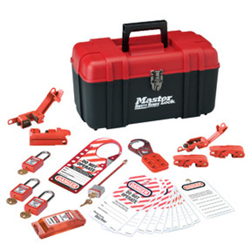 Master Lock LOTO Kit