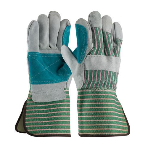 """PIP 83-6763 Gloves """"B"""" Grade Shoulder Split Cowhide"""