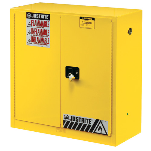 Justrite 894500 Safety Cabinet 45 Gal
