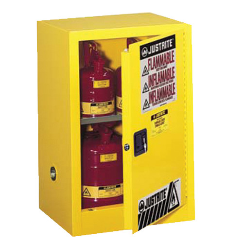 Justrite 891220 Flammable Safety Cabinet 12 Gal