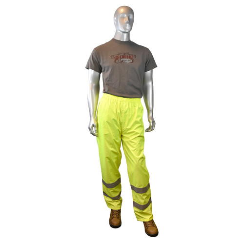 Radians RW10-ES1Y Lightweight Rain Pants
