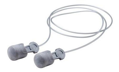 3M E-A-R Pistonz Earplugs P1401, Corded, 100 EA/Case