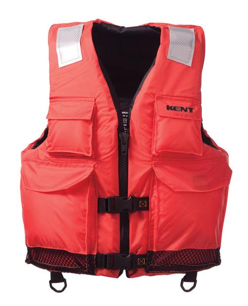 Kent Safety Elite Dual-Sized Commercial Vest