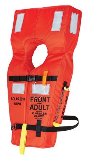 Kent Safety 100300-200-004-13 USCG / SOLAS / TC / MED Type I Vest