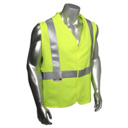 Radians SV92-2VGSFR Basic Modacrylic FR Class 2 Green Vest
