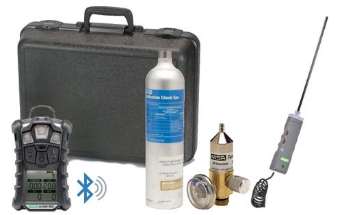 MSA 10110489-BT Altair 4XR Gas Detector (Bluetooth) Calibration Kit