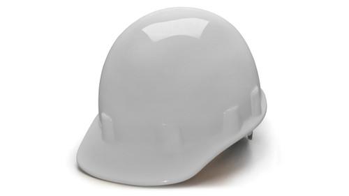 Pyramex HPS14110 SL Series White Sleek Shell Cap Style Hard Hat