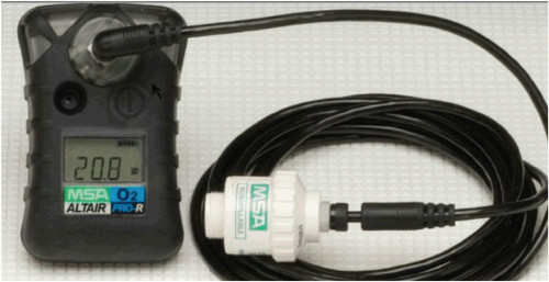 MSA 10016798 Remote Oxygen Sensor without Cable for Altair Pro Gas Detector