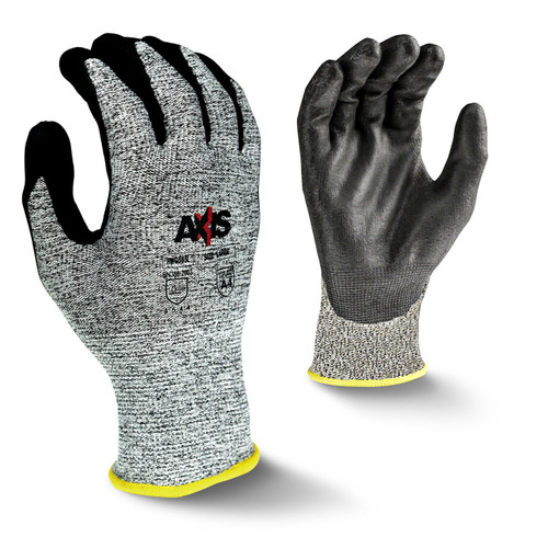 Radians RWG555 Axis Cut Protection Level A4 work Glove (Pair)