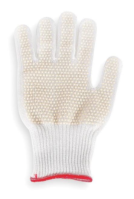 Showa 910C Best Glove White D-FLEX Dotted Style 10 Gauge