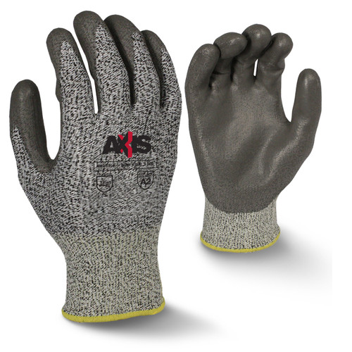 Radians RWG530 AXIS Cut Protection Level A2 Work Glove (Dozen)