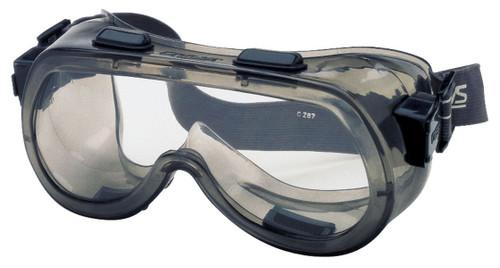 MCR 2410NF Verdict - Clear Anti-Fog Lens Neoprene Strap w/Foam Lining