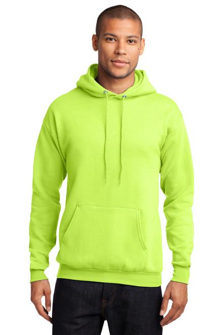 Port & Company PC78H Core Fleece Pullover Hooded Sweatshirt