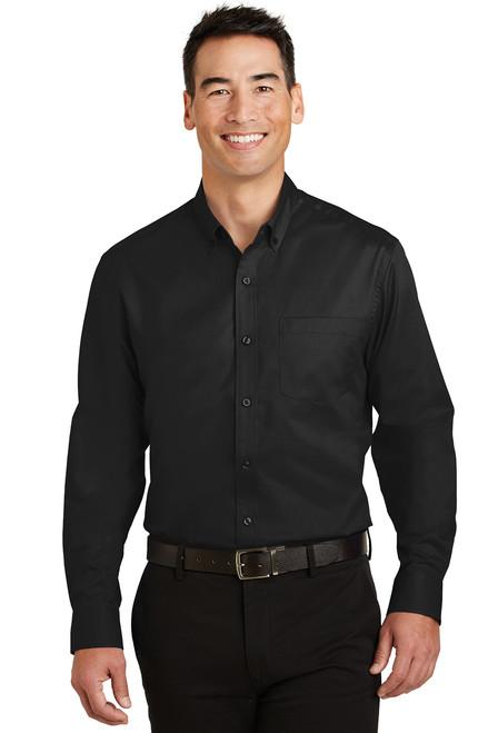 Port & Company S663 Port Authority SuperPro Twill Shirt