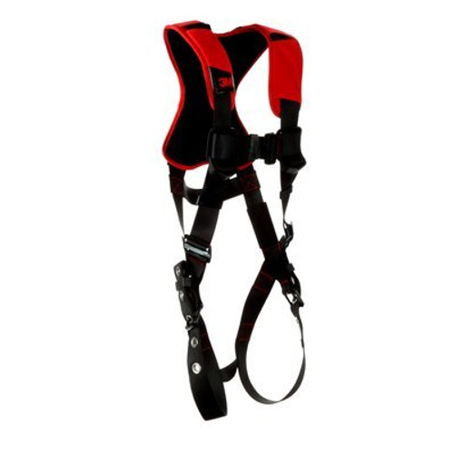 Protecta Comfort Vest-Style Black Harness