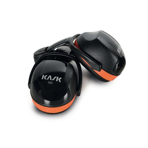 KASK WHP00001.203 SC3 Ear Muffs Hearing Protection Color Orange