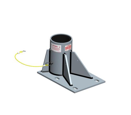 """MSA IN-2238 XTIRPA Floor Adapter 4"""""""