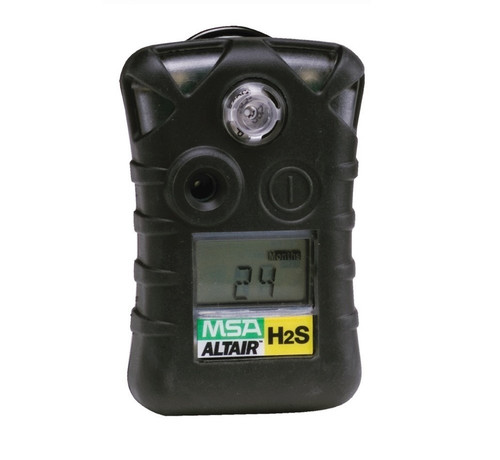 MSA 10092521 Safety Altair Single Gas Detector Hydrogen Sulfide (H2S)