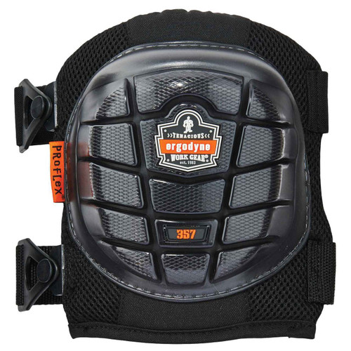Ergodyne 357 Short Cap Lightweight Gel Knee Pads