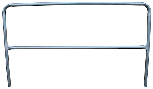 DBI SALA 7900067 Portable Guardrail - Galvanized 6'