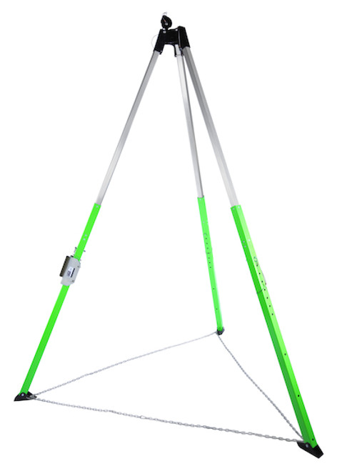 DBI SALA 8513159 Advanced 10' UCT-1000 Aluminum Tripod