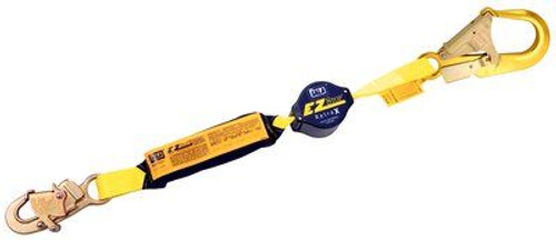 DBI SALA 1241462 Retrax Shock Absorbing 6' Lanyard
