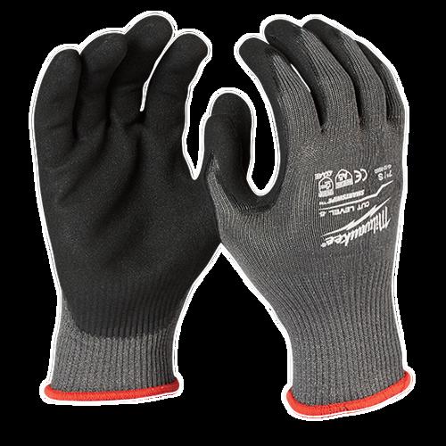 Milwaukee 48-22-89 Cut Level 5 Nitrile Dipped Gloves Dozen
