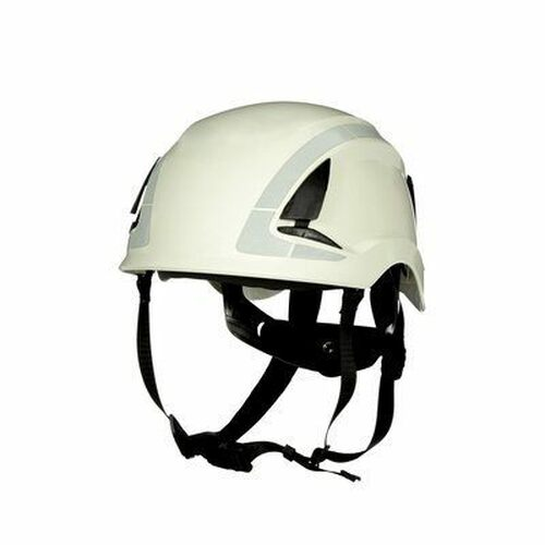 3M X5001X-ANSI SecureFit Safety Helmet ANSI Non-Vented Reflective Ea