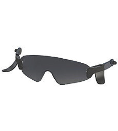MSA 10194653 Nexus Integrated Eye Shield Smoke
