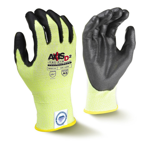 Radians RWGD100 Cut Protection Level A3 Touchscreen Glove (Dozen)
