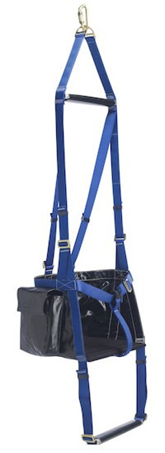 DBI SALA 1001378 Suspended Workman's Chair