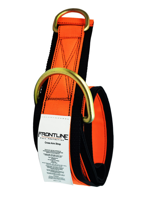 Frontline 20' Cross Arm Strap with Reinforced Webbing