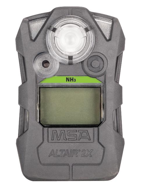 MSA 10154079 ALTAIR 2X NH3 (25ppm, 50ppm) Ammonia Gas Detector