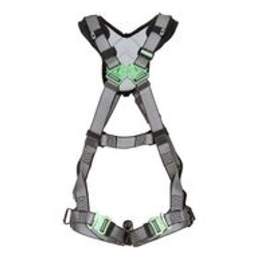 MSA 10194889 V-FIT Harness Standard Size with Back D-Ring