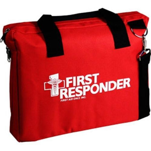 First Aid Kit 510-FR First Responder Kit Medium 120 Piece Bag