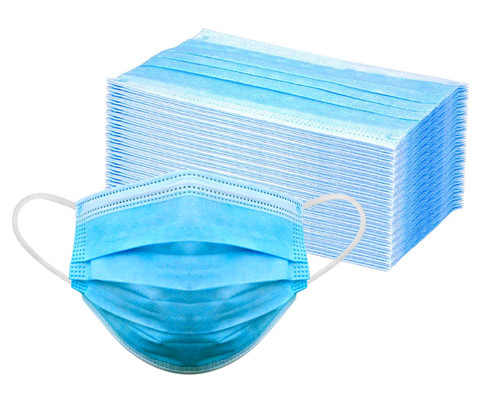 3-Ply Disposable Face Mask (FDA Registered)