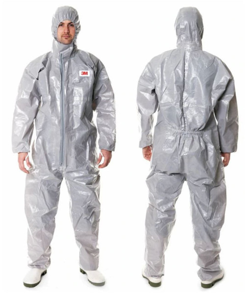 3M 4570 Chemical Protective Coverall (12 Ea/Case)