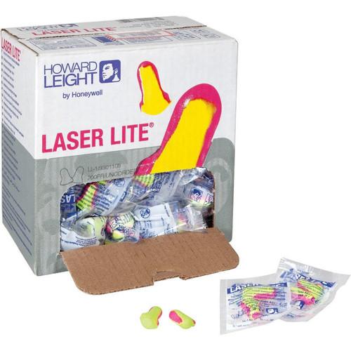 Howard Leight LL-1/3301105 Laser Lite Uncorded Earplug NRR 32 (200PK)
