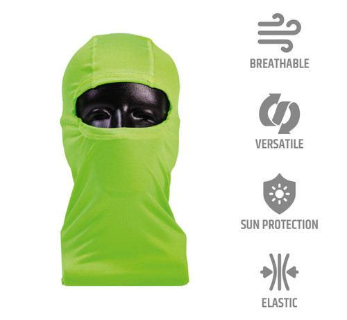 Fierce Safety Multiple Use Lightweight Balaclava (3/Pack)