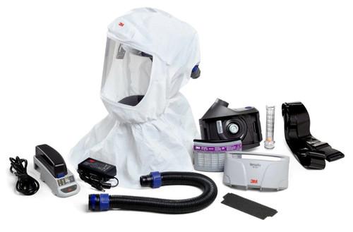 3M Versaflo Easy Clean TR-300N+ ECK PAPR Complete System