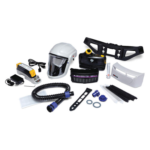 3M TR-800-PSK Versaflo Powered Air Purifying Respirator Painters Kit