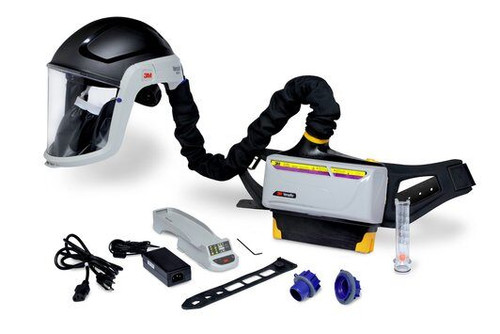 3M TR-800-HIK Versaflo Powered Air Purifying Respirator Heavy Industry Kit